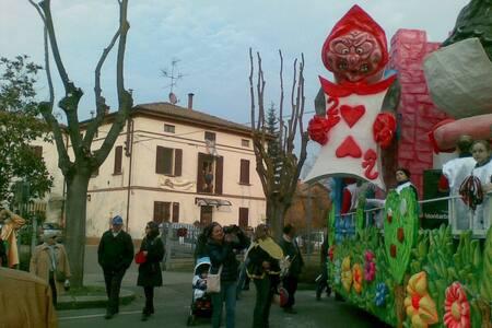 Baita Stratos bed & breakfast - San Pietro In Casale - 住宿加早餐