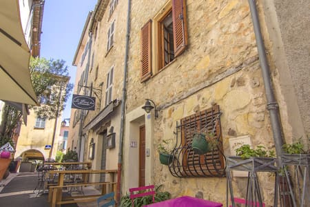 House in the village of Valbonne - Valbonne - Rumah