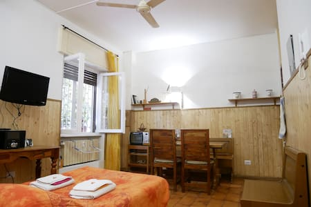 Holiday fully equipped flat with free wi-fi