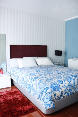 Private bedrooms 4km away from Fatima