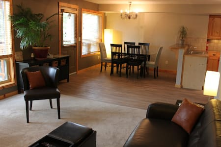 Beautiful Suite in Three Sisters - Canmore - Daire