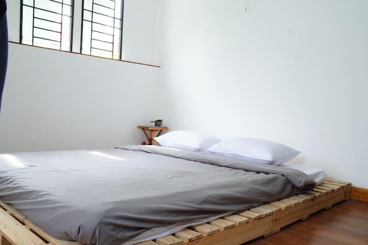 Nắng House (2 BR) - Bathe under the Mekong Sun