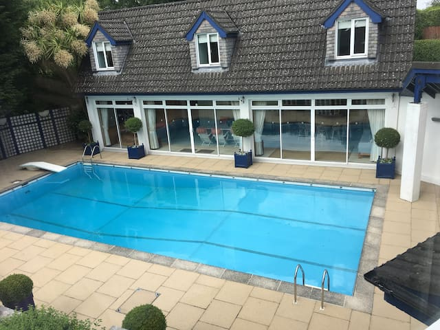 'The Pool House'