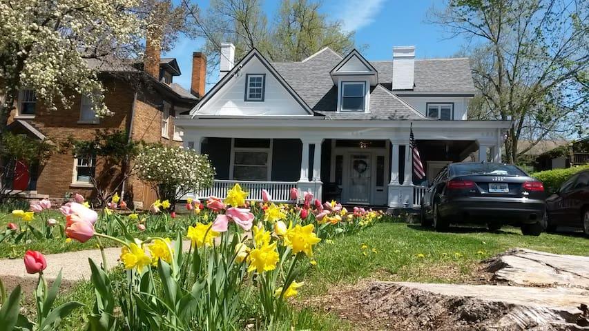 Woodland Park Overlook - Lexington - Wohnung