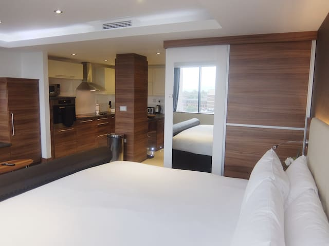 Watford serviced apartment with hotel facilities - Watford - Pis