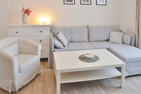 Cozy apartment in the center (up to 4 guests)