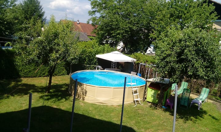 4 rooms apartment close to highway and Pohorje