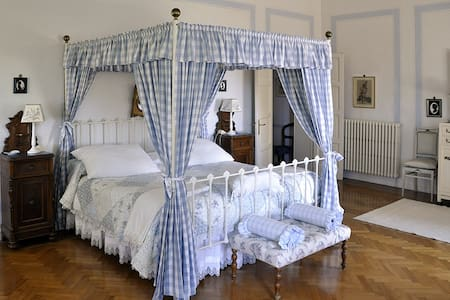 Bedrooms in Villa up to 10 people near Florence - Montecatini Alto - Villa