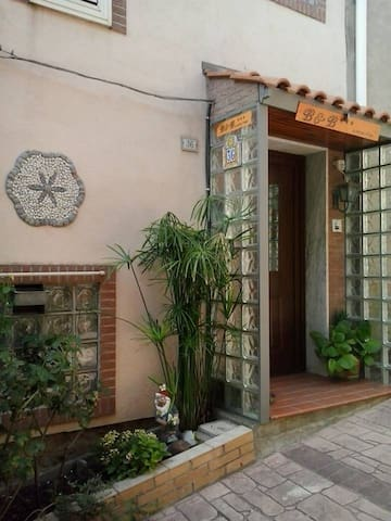 "Il B&B ""da Alfredo & Filippa"" camera doppia - Aidone - Appartement"