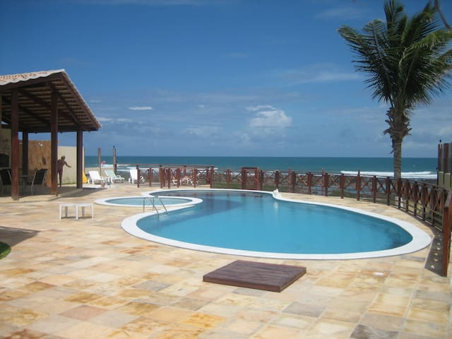 Paraiso de Buzios - Natal RN-063 - Lägenhet