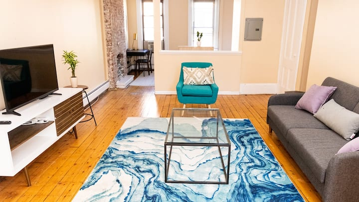 Spacious Studio in the Heart of Hoboken