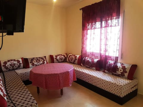 Appartement bien situé a Nador salouan