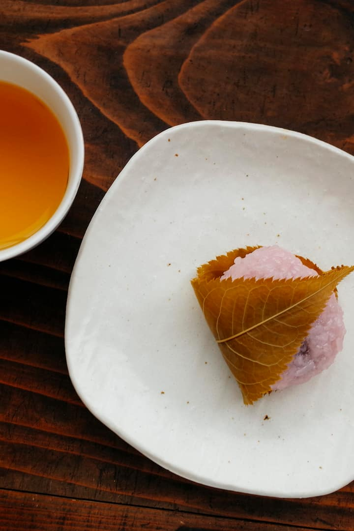 """Wagashi"" - Japanese confectioneries"