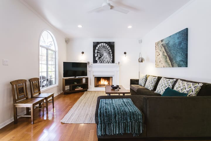 Studio City Home with Pool and Yoga Room