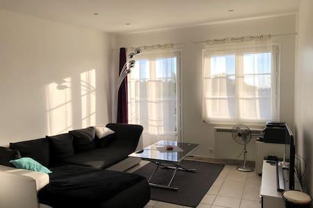 Appartement spacieux près du centre ville de Lagny