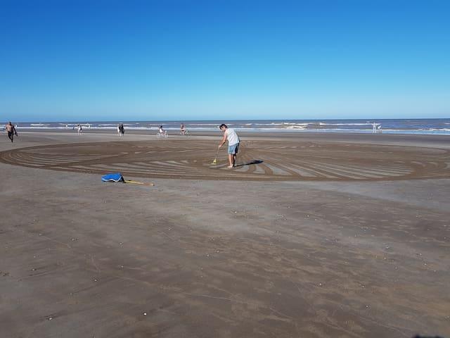 Chalet en el pinar de la lucila del mar