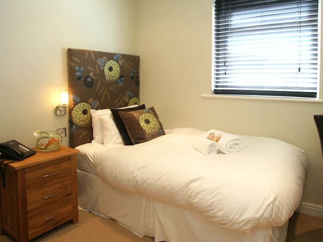 Small but perfectly formed single room