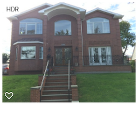 A brand new house in Little Neck, Queens