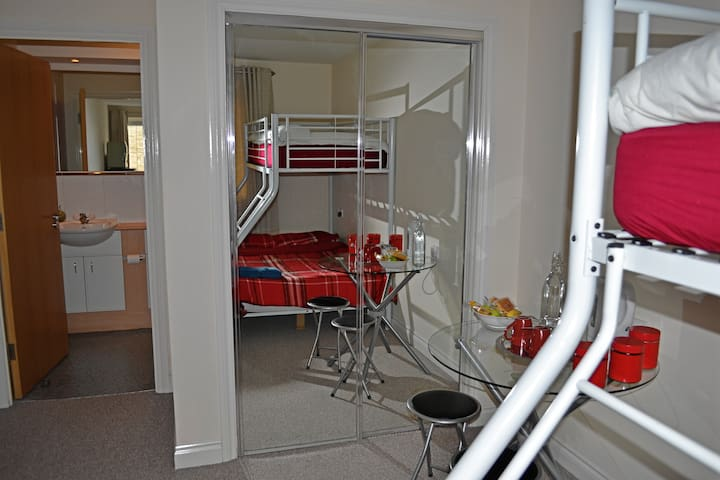 Private room, Spacious, En-suite Near City Centre