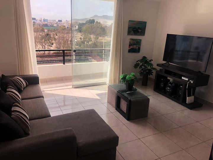 Lindo Apartamento en Asia Soleil