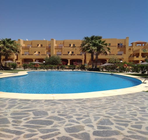 triplex house Vera Playa 6p, 400m from sea - Vera Playa - Casa