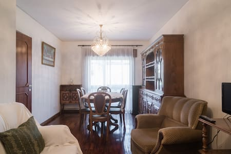entire two-bedroom appartment