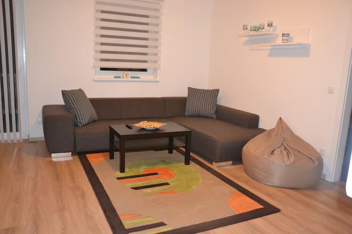 Haus Senel Eben Apartment A - Eben im Pongau - Lejlighed