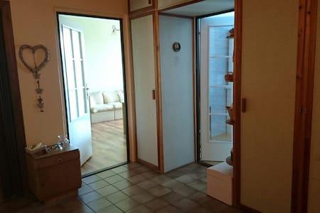 Lovely apartment up the hill - Třebíč - 公寓