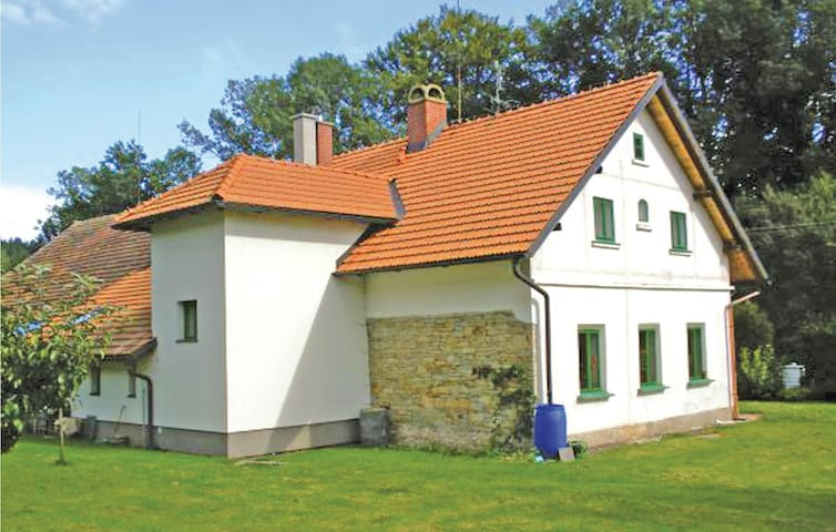Holiday cottage with 4 bedrooms on 161m² in Kostelec nad Orlici