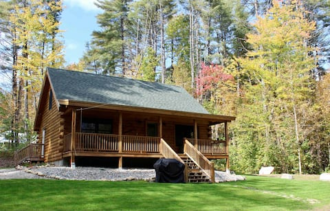 Cabin in the White Mountains