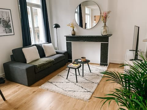 Cosy Apartment in the heart of Brussels