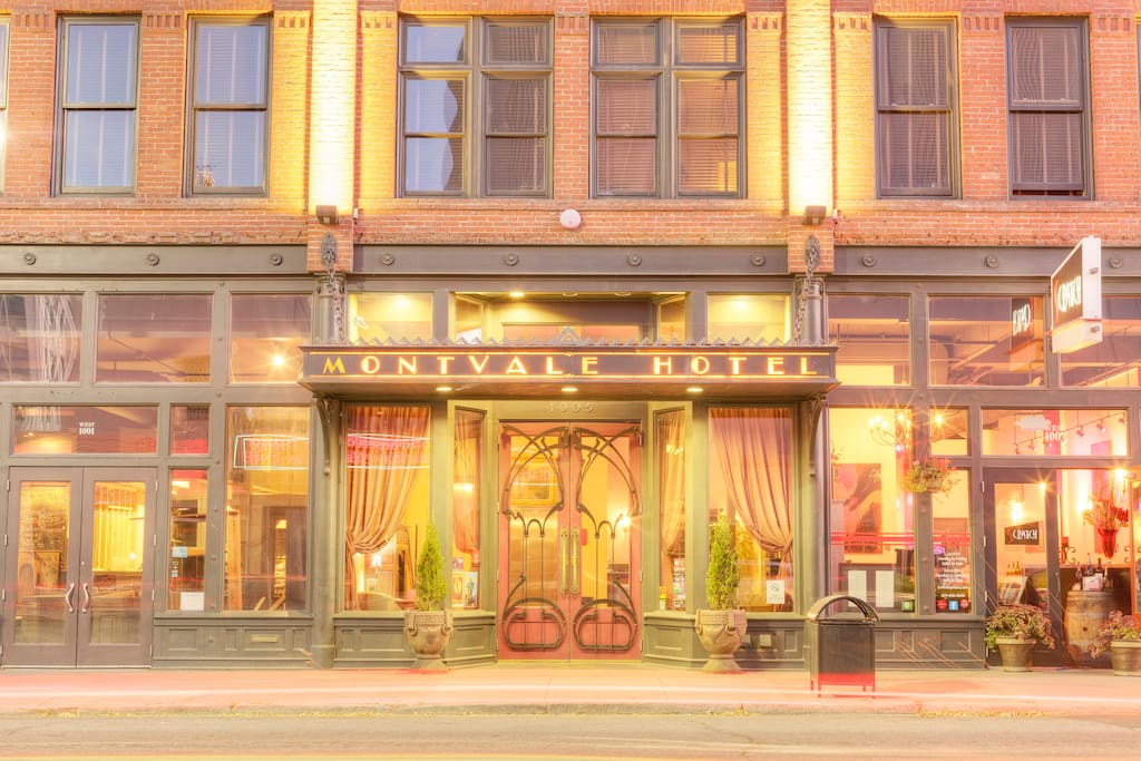 The Montvale Hotel
