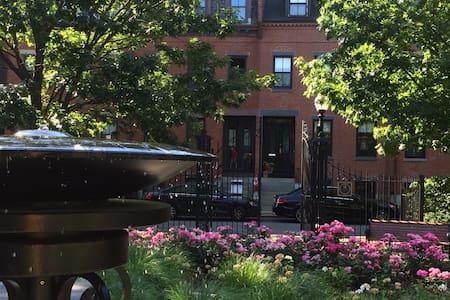 Historical Southend apartment - Boston - Apartment