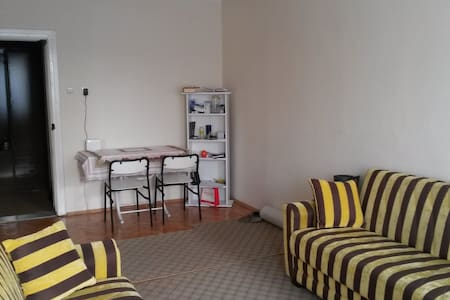 In city centre, 3 bed capacity