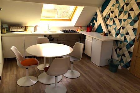 Magnifique appartement - campagne A - Niederschaeffolsheim - Apartmen