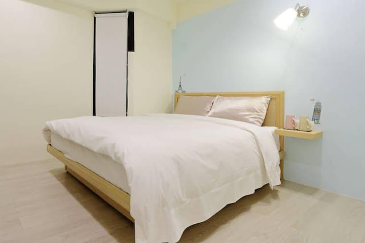 I-XIMEN 愛西門雙人間 Suite Room B - Wanhua District