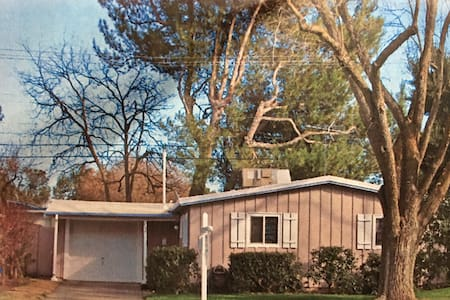 Cute Home In Central Davis - Davis - Rumah