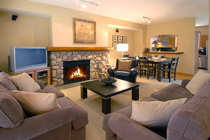 Whistler Large & Spacious Townhome
