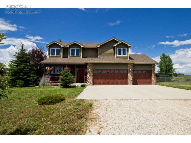 Beautiful 6 acre farm close to town - Berthoud