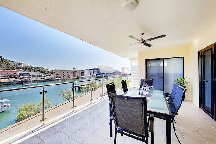 Riviera Apartments #209 - Three Bedroom Apartment - South Townsville - Apartment