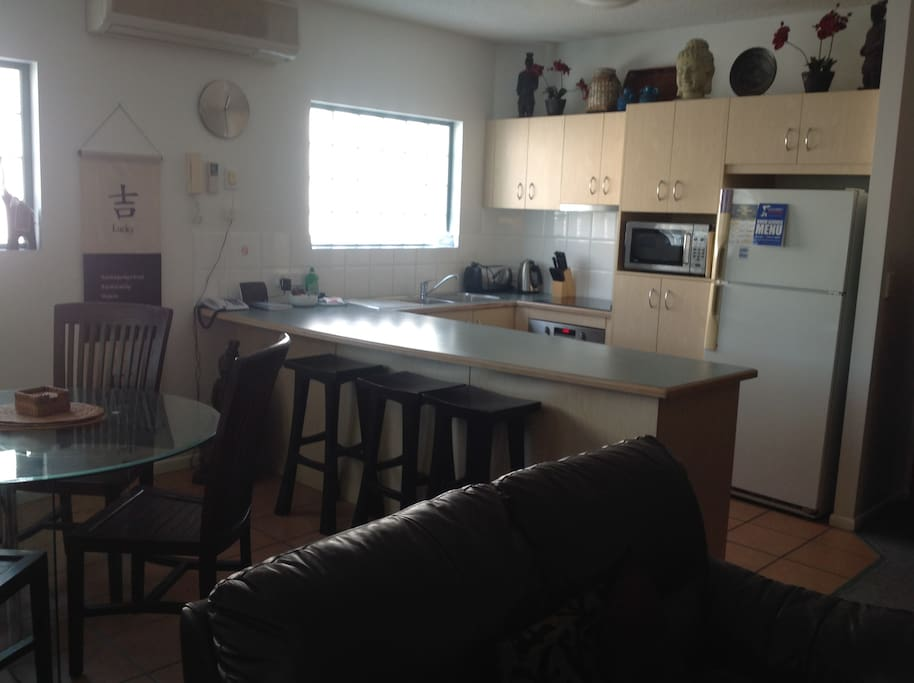Kitchen - Full Self Contained