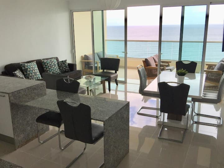 ★ LUXURIOUS 1BD SUITE W/ OCEAN VIEWS @JUAN DOLIO ★