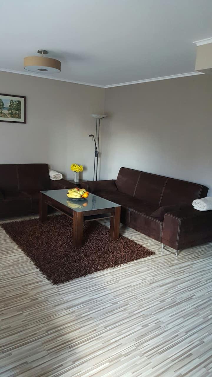 Apartment in Sigulda
