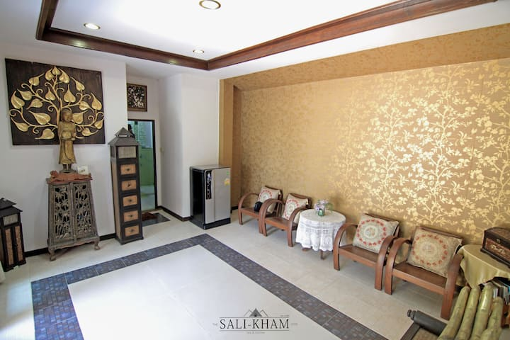 The Sali-Kham Traditional Lanna Home No.3