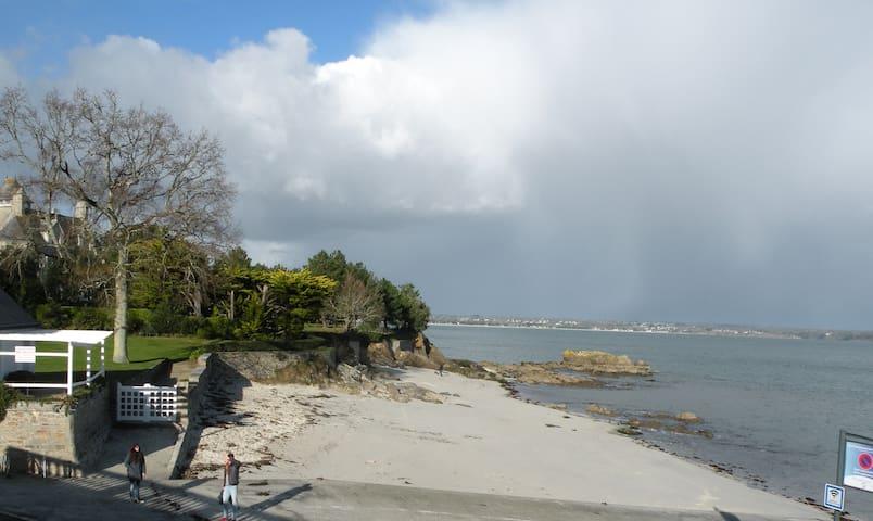 Votre maison à 2 pas de la plage et des promenades - Fouesnant - Ev