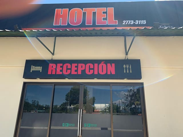 Hotel Backus San Vito
