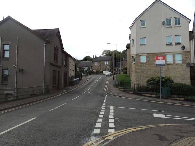 Inverkeithing, near Edinburgh