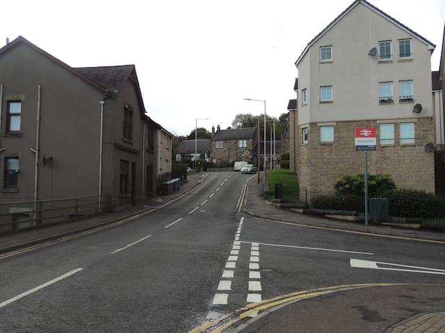 Inverkeithing, near Edinburgh