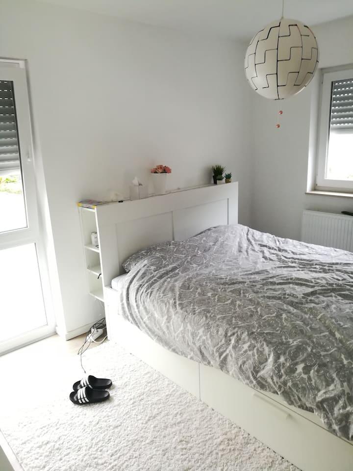 Schönes und ruhiges Zimmer an der Mosel