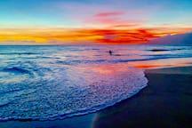 Wailea Beach.